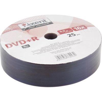 Диск DVD+R 47GB/120min 16X bulk-25 (8120-A)