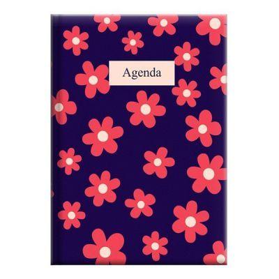 Ежедневник недатированный Агенда Графо Pink flowers (73-796 68 18)