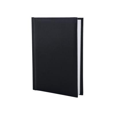Ежедневник недатированный A6 Samba черный (E21727-01)