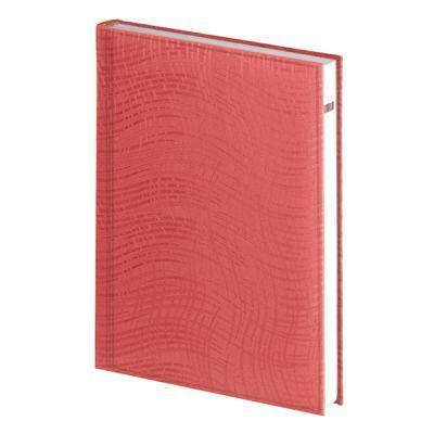 Ежедневник недатированный Агенда Wave красный (73-796 76 20)