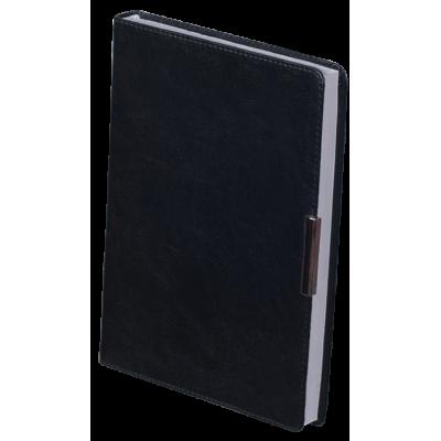 Ежедневник недатированный SALERMO A5 черный (BM.2026-01)
