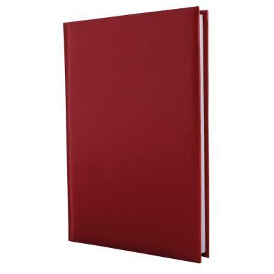 Ежедневник недатированный A6 Sand красный (E21724-03)