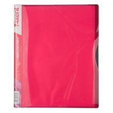 Папка А4 на 40 файлов розовый