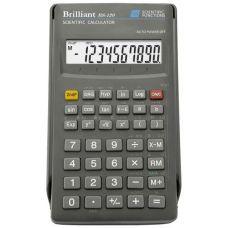 Калькулятор инженерный BS-120 10+2 разрядов 56 функций