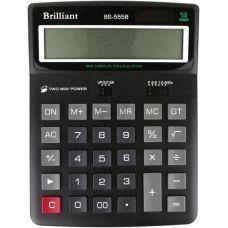 Калькулятор BS-555 12 разрядов 2-питание