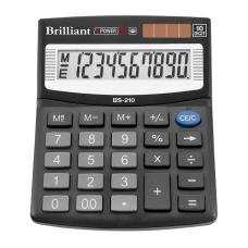 Калькулятор BS-210 10 разрядов 2-питание