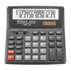 Калькулятор BS-314 14 разрядов 2-питание