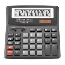Калькулятор BS-322 12 разрядов 2-питание