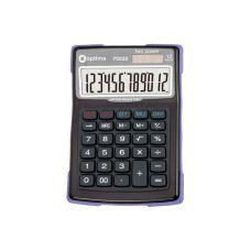 Калькулятор настольный Optima 10 разрядов размер 137*103*32мм