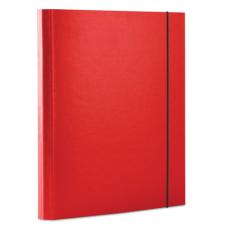 Папка-бокс А4 40мм красная