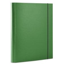 Папка-бокс А4 40мм зеленая