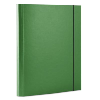 Папка-бокс А4 40мм зеленая (2076001PL-06)