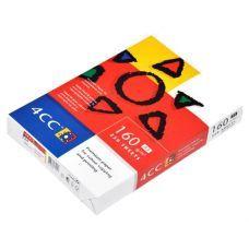 Бумага для цветной печати 4CC A4 160 г/м2 250л