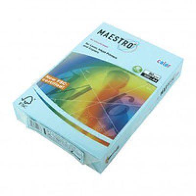 Бумага цветная пастельный А4 80г/м2 500л. OBL70 холодно-голубой (A4.80.IQP.OBL70.500)