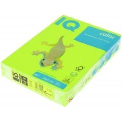 Бумага цветная насыщенный А4 80г/м2 500л. NEOGN зеленый (A4.80.IQN.NEOGN.500)