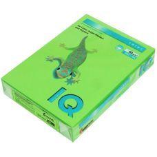 Бумага цветная A4 80г/м2 насыщенный зеленый 500л. MA42