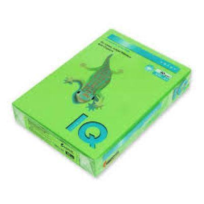Бумага цветная A4 80г/м2 неон зелёный 500л. NEOGN (АН1201)