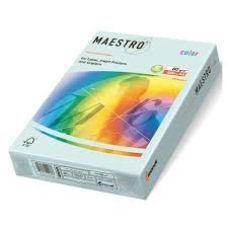 Бумага цветная пастельный А4 80г/м2 500л. BL29 светло-голубой