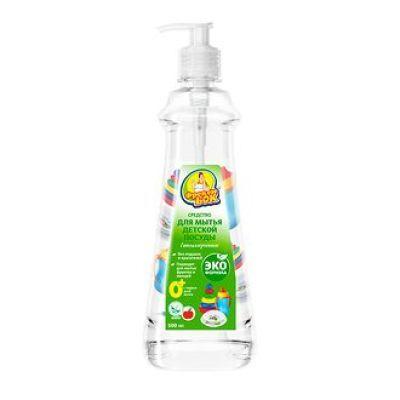Жидкость для мытья посуды 0,5 л, ассорти, ФБ (25475000)