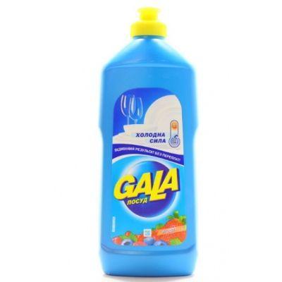 Жидкость для мытья посуды GALA 500мл, яблоко/ягода (JP2412)