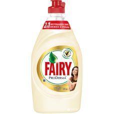 Жидкость для мытья посуды FAIRY 500мл, ProDerma, алое вера