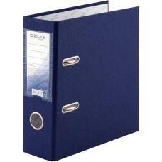 Папка-регистратор А5 односторонняя 75мм синий