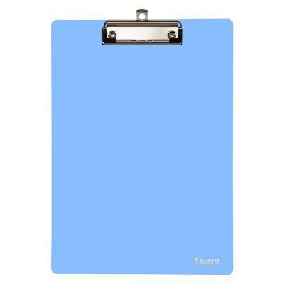 Планшет пластиковый A4 голубой (2515-07-A)