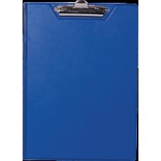 Планшет А4 PVC темно-синий