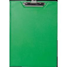 Папка-планшет А4 PVC зеленый