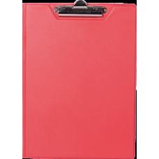 Папка-планшет А4 PVC красный