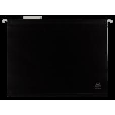 Файл подвесной А4 пластиковый черный