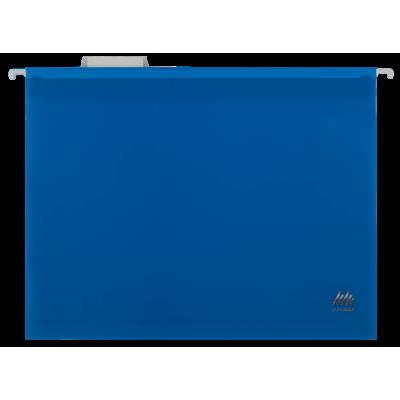 Файл подвесной А4 пластиковый синий (BM.3360-02)
