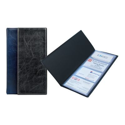 Визитница на 80 визиток Xepter черный 2502-01 (2502-01-A)