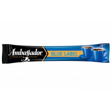 Кофе растворимый Ambassador Blue Label, стик 1,8г * 25 шт