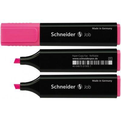Маркер текстовый SCHNEIDER MAXIMA розовый (S117909)