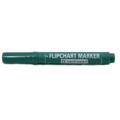 Маркер для флипчартов Flipchart 8550 2,5мм круглый зеленый (8550/04)