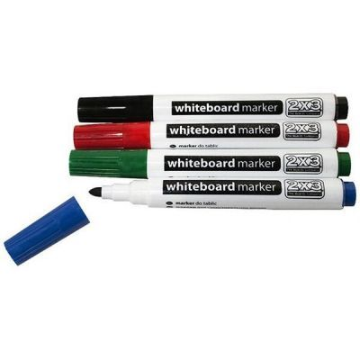 Набор маркеров для досок 4шт. AS104 (AS104)