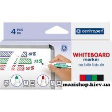 Набор маркеров для досок Board 8559/04 4шт. в блистере