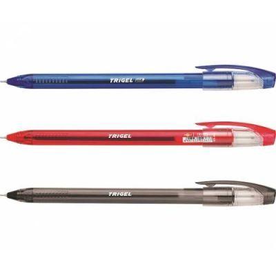 Ручка гелевая Trigel 0.5мм синяя (UX-130-02)