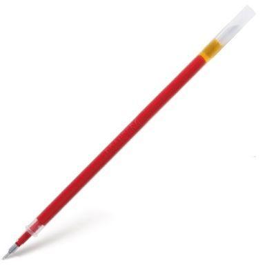 Стержень масляний OPTIMA для неавтоматических ручек 137 мм, красный (O15704-03)