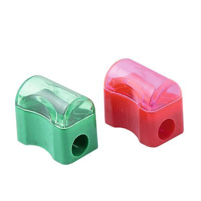 Точилка пластиковая c контейнером (E40609)
