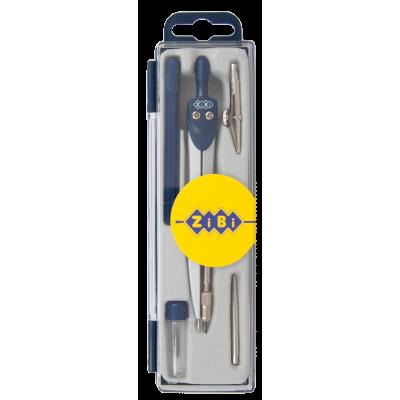 Готовальня BASIS 5 предметов ассорти (ZB.5304BS-03)