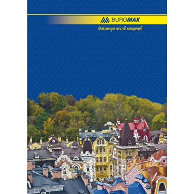 Книга учета А4 Украина линия (тв лам обл) 96 л (BM.2401)