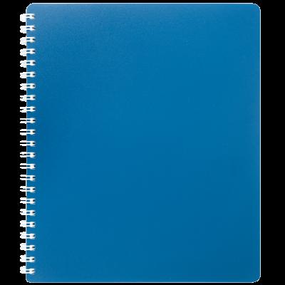 Блокнот на пружине Classic пластиковая обложка B5 (BM.2419-002)