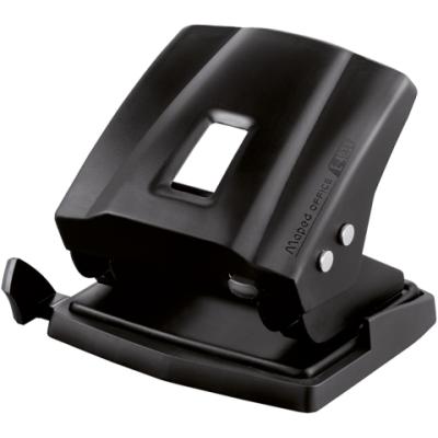 Дырокол Essential Metal 35л черный (MP.403411)