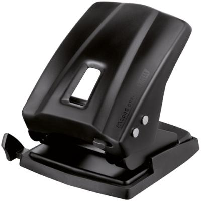 Дырокол Essential Metal 45л черный (MP.404411)