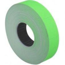 Этикетки ценники 16х23мм 700 шт/рул. зеленый