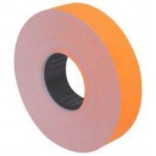 Этикетки ценники 16х23мм 700 шт/рул. оранжевый