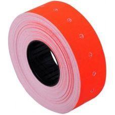 Этикетки ценники 21х12мм 1000 шт/рул. красный  (E21301-03)