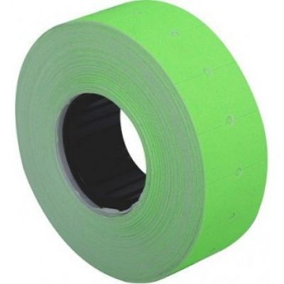 Этикетки ценники 21х12мм 1000 шт/рул. Зеленый (E21301-04)